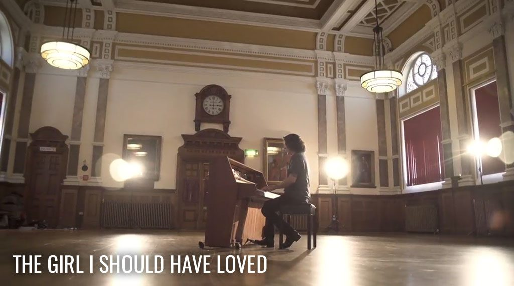 Video for single The Girl I Should Have Loved by Matt Adey
