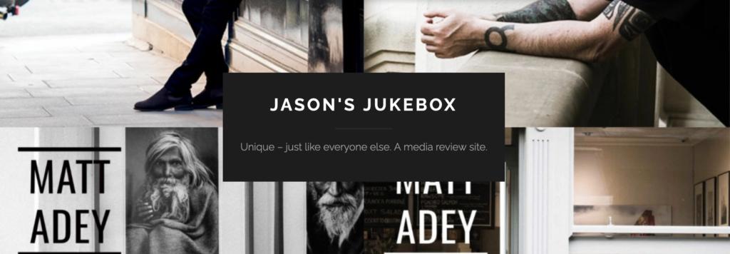 Jason's Jukebox reviews Matt Adey's album Love and Deeper Cuts